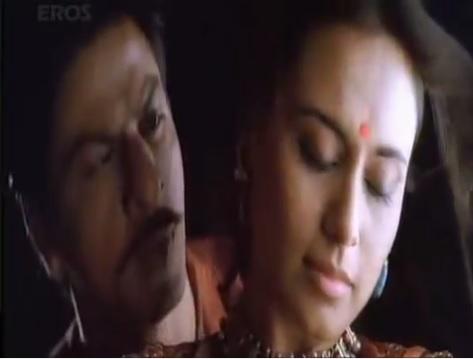 shahrukh khan sex scene