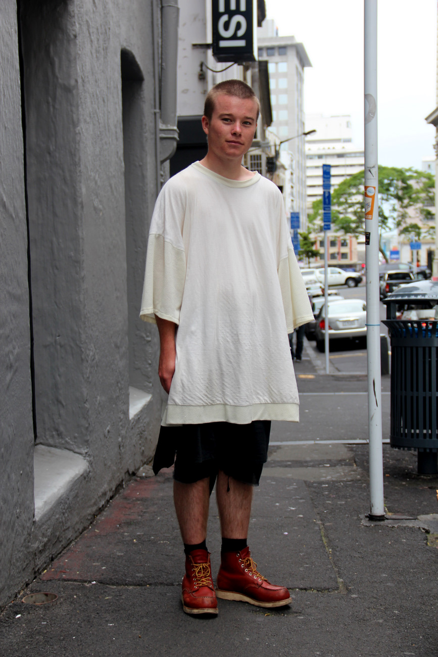FOUREYES | New Zealand Street Style Fashion Blog | OLI