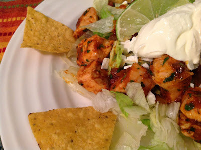Frontera Grill Sauce Mexican Chicken Salad