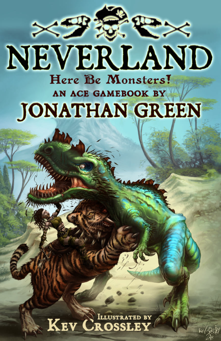 NEVERLAND - Here Be Monsters!
