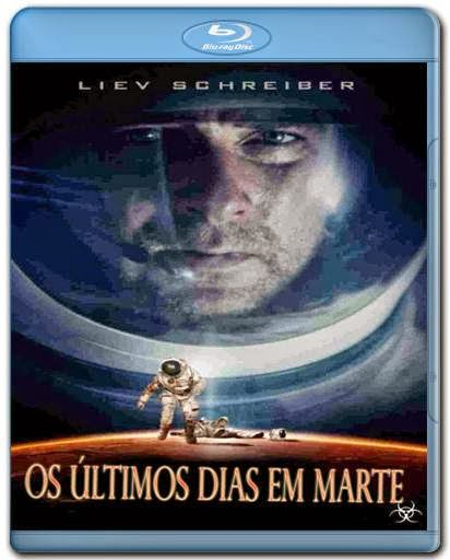 Os Ultimos Dias em Marte AVI BDRip Dual Audio + BRRip + Bluray 720p e 1080p