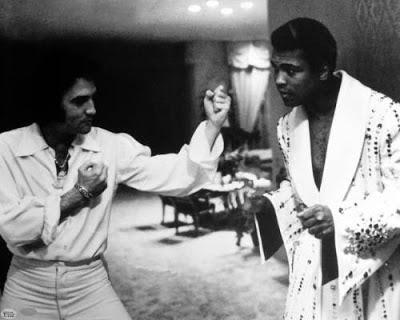 1. Elvis VS Mohammed Alí