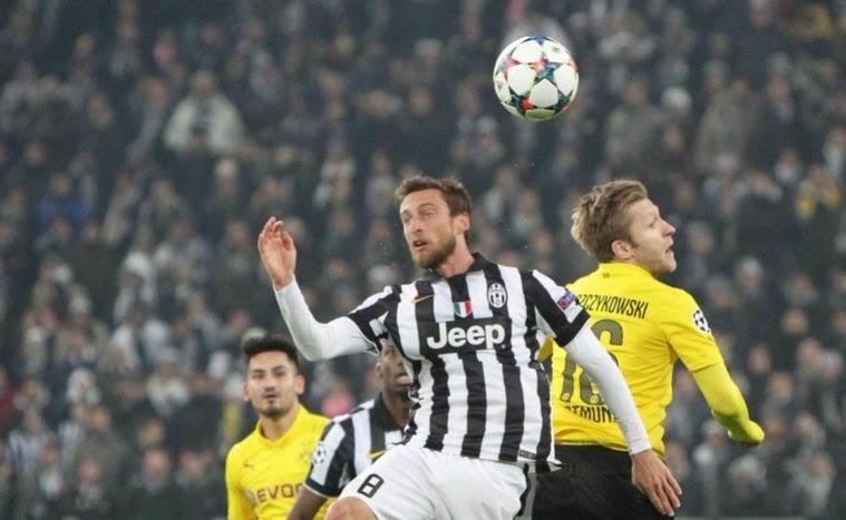Juventus 2-1 Borrusia Dortmund Full Hightlights