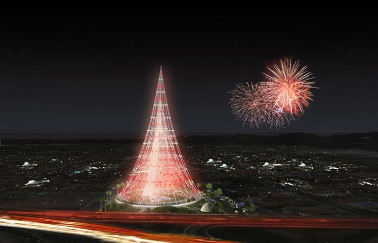 Feliz Navidad y Prospero Año Nuevo 2014 les desea iiarquitectos