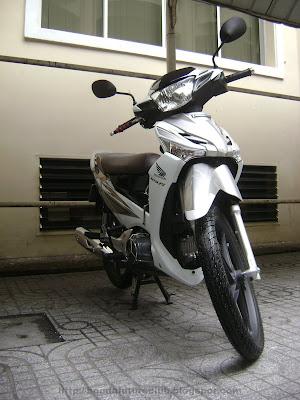 Honda Future X FI 07