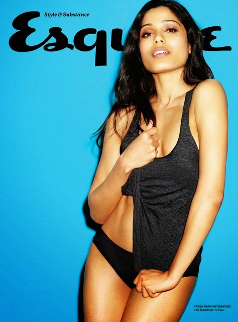 Bollywood Masala World: Freida Pinto Hot Pics