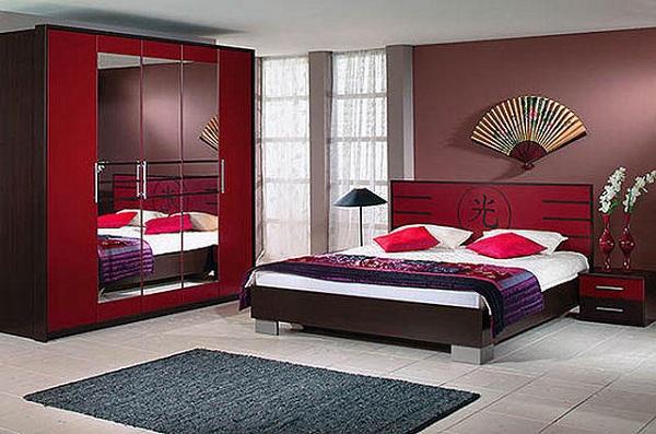 Dormitorios japoneses dormitorios con estilo - Habitaciones estilo japones ...