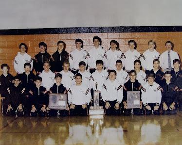 1991 Class A State Runner Up