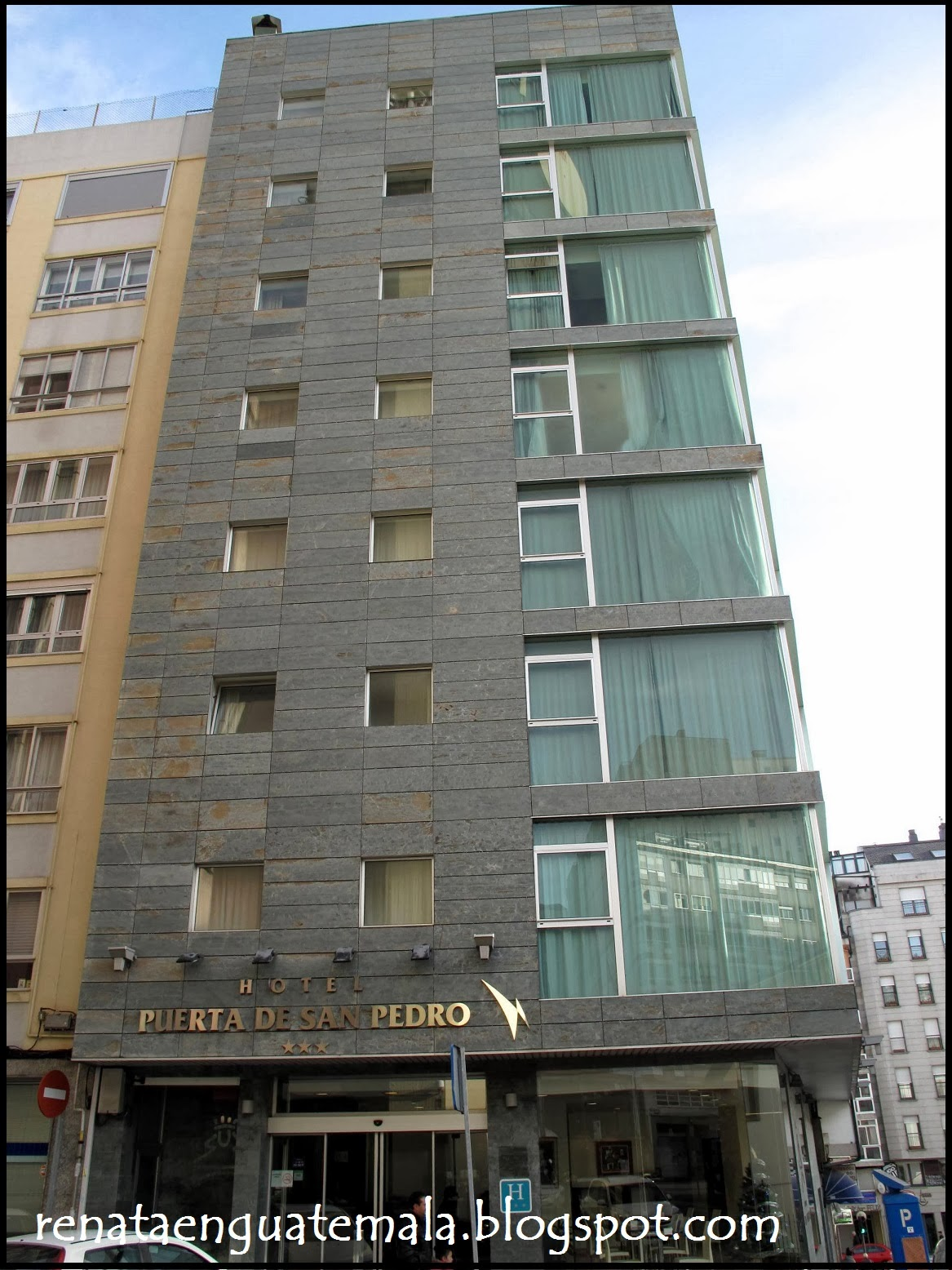 Anduri a hotel puerta de san pedro lugo - Hotel puerta de san pedro lugo ...