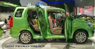 Suzuki Karimun Wagon R mobil Super