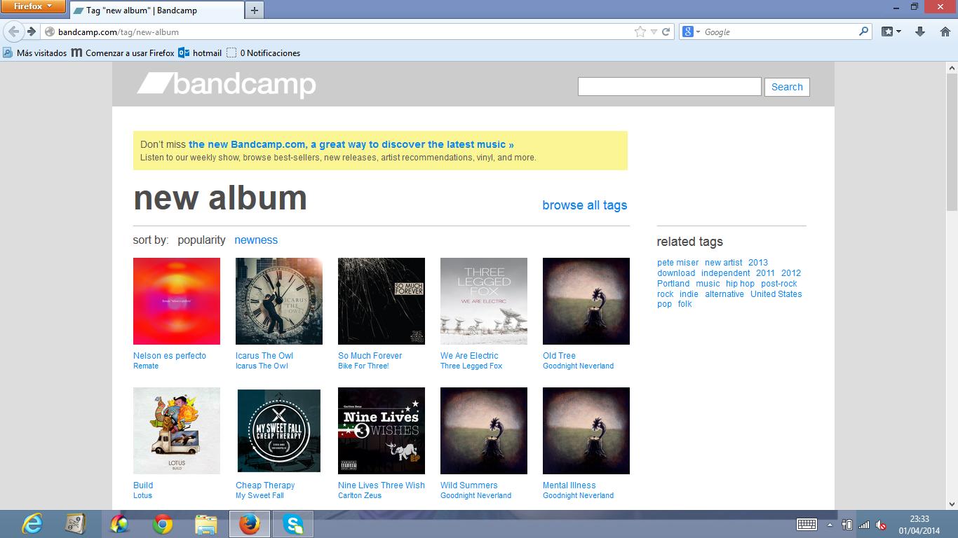 http://bandcamp.com/tag/new-album