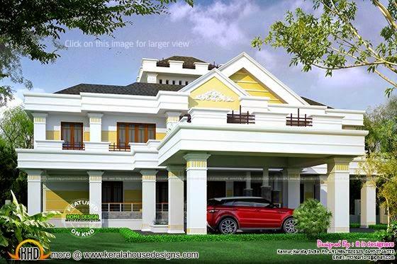 House at Kadavathur