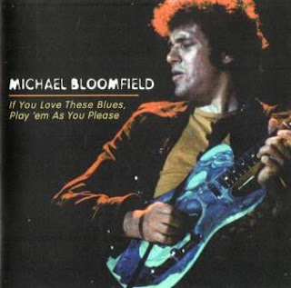 Michael Bloomfield - If You Love Those Blues, Play \'Em As You Please 1976