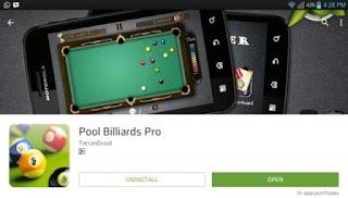 Kumpulan Game Ringan Android Berukuran Kecil Terbaik 2016 Pool Billiards Pro