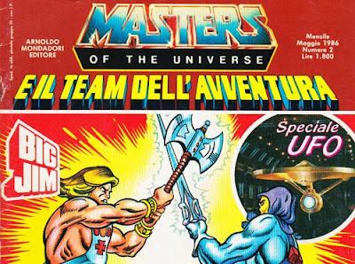 Rivista Masters e il Team dell'Avventura 2