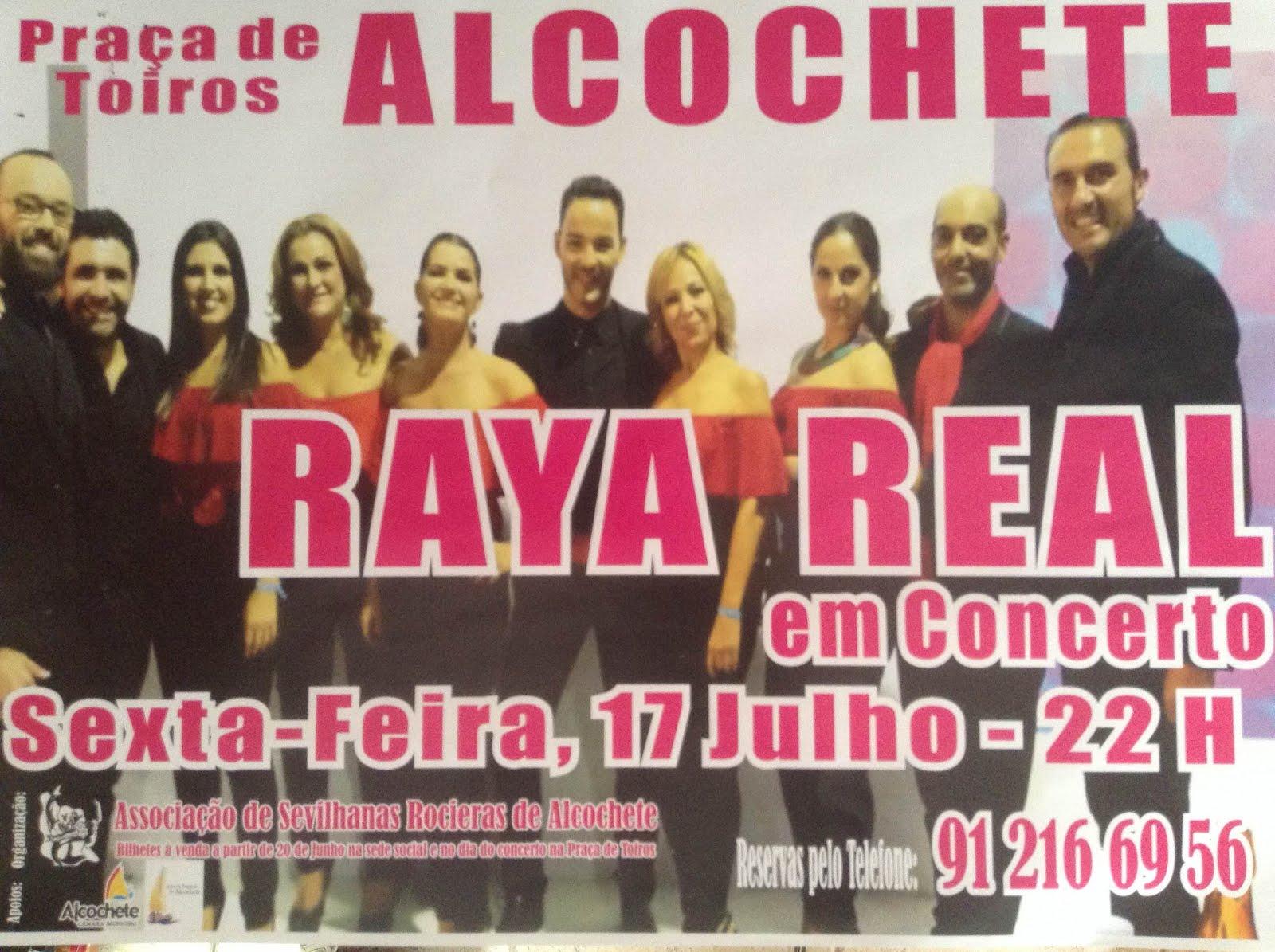 Raya Real - 17 Julho