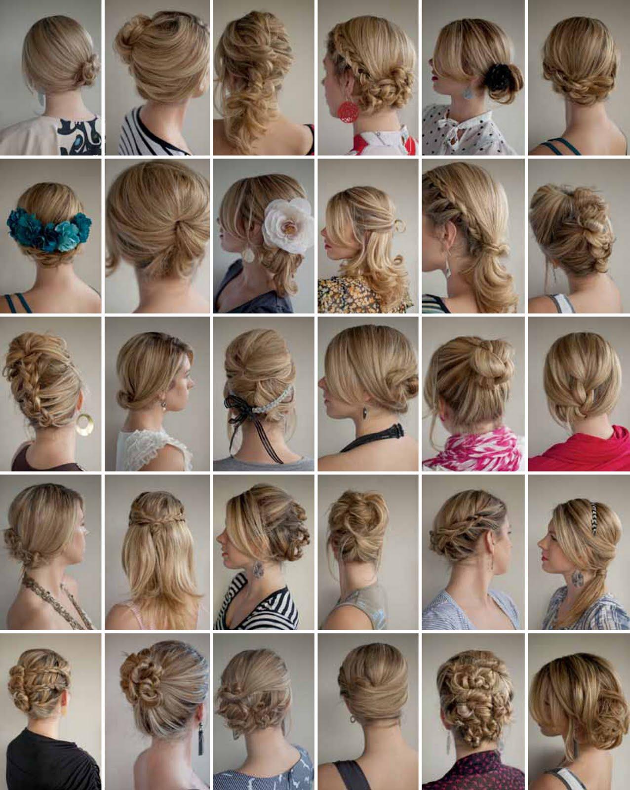 прически на средние волосы видео на лето