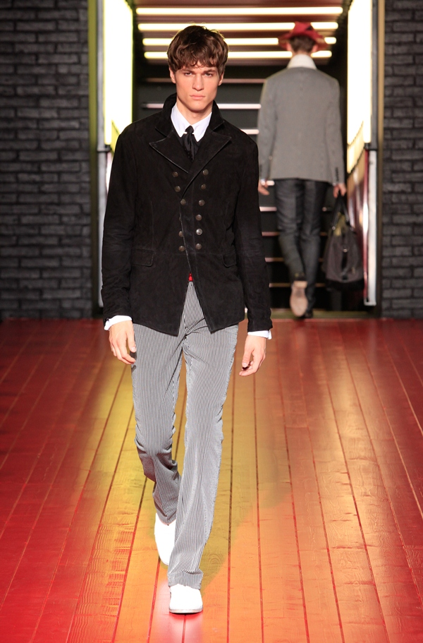 John Varvatos S/S 2013 Men Collection -17