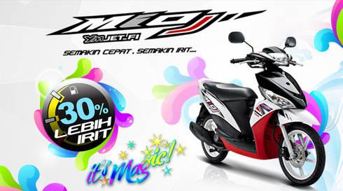 Motor Matic Teririt on Motor Matic Injeksi Irit Harga Murah     Yamaha Mio J