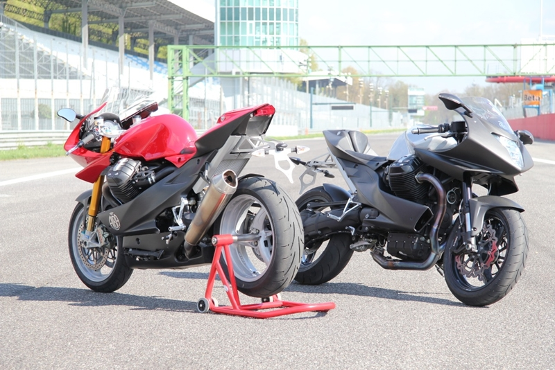 MPC Millepercento Alba 1200 Moto Guzzi