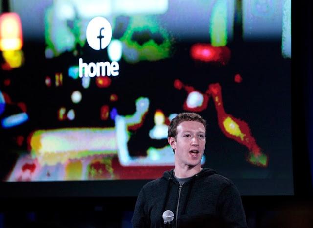 Facebook Phone Facebook Home