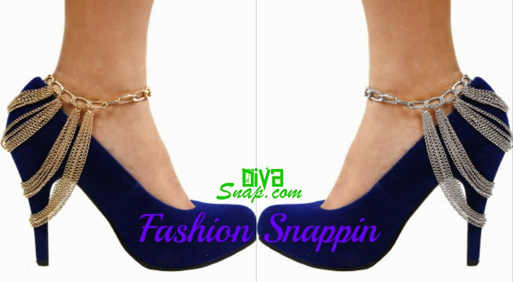 Divasnap Com Fashion Snappin Trendy Diva Anklets Chains Get Yours To Snap On Photos