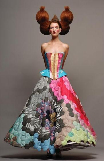 Viewpoints 9 everything old is new again for Couture fashion designers