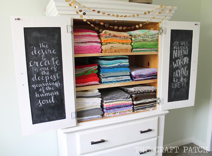 Beautiful The Glorious Fabric Storage Armoire
