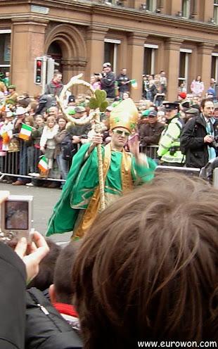 El San Patricio divertido
