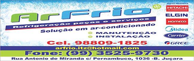 ArFrio refrigeracoes