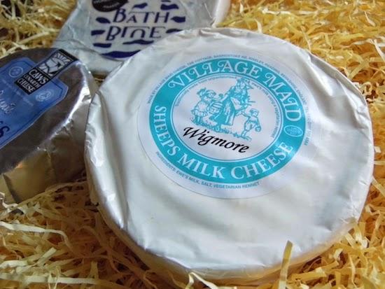 英国奶酪交付