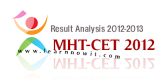 mht,cet,2012,result,analysis