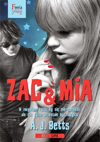 """Zac & Mia"" A.J.Betts"