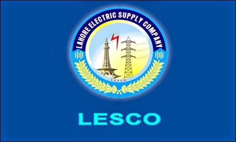 LESCO Consumer Electricity Bill Online duplicate Print