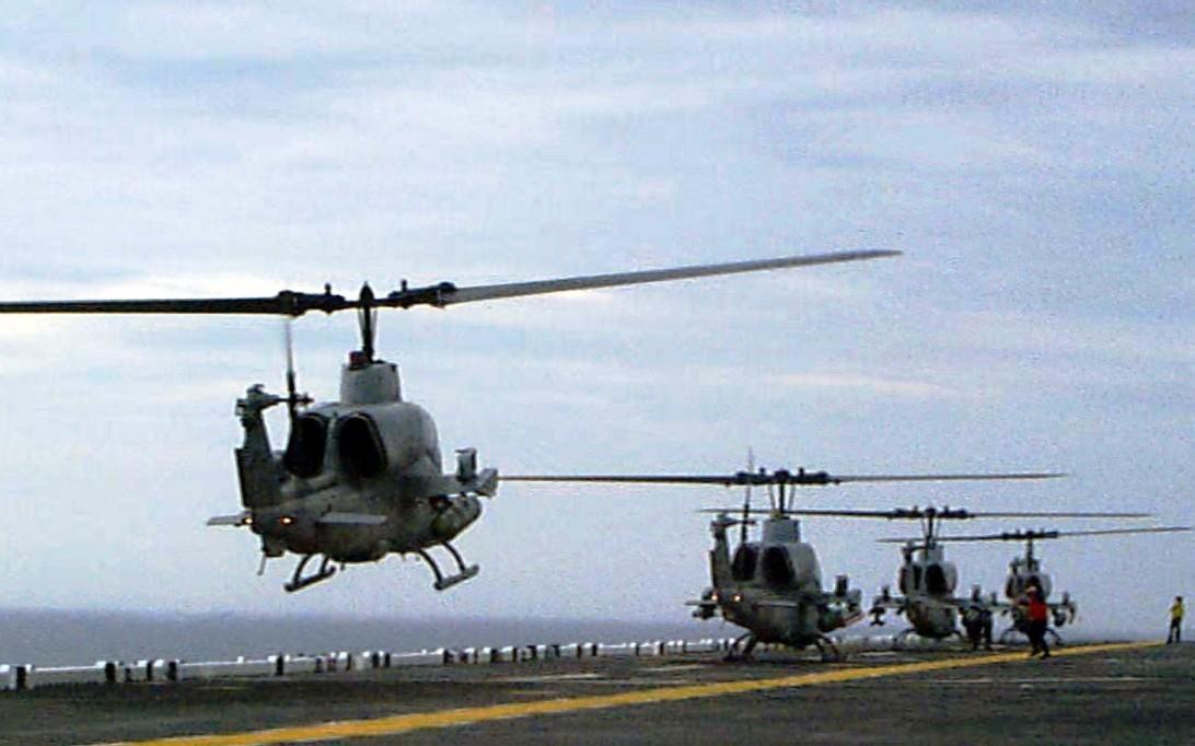 Bell AH-1 SuperCobra (Foto 5)