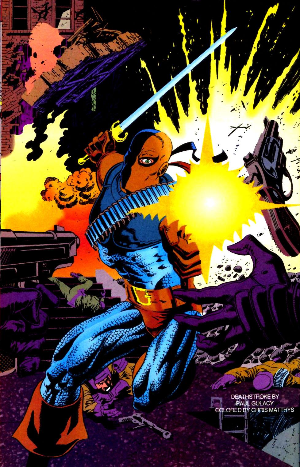 Deathstroke (1991) Issue #50 #55 - English 37