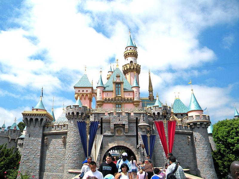 Disneyland Park icon