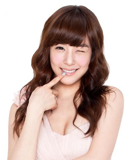 Model gaya rambut terbaru ala korea 2012