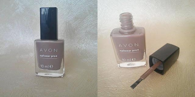 avon nailwear pro+ desire