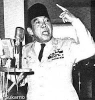 Pertemuan Brigjen soepardjo dengan Soekarno