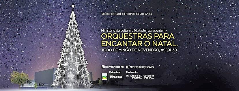 Domingos de Novembro: Barrashopping (Rio de Janeiro)