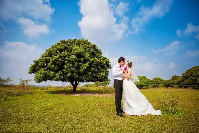 11 Địa điểm chụp ảnh cưới ngoại cảnh tại Hà Nội đẹp nhất