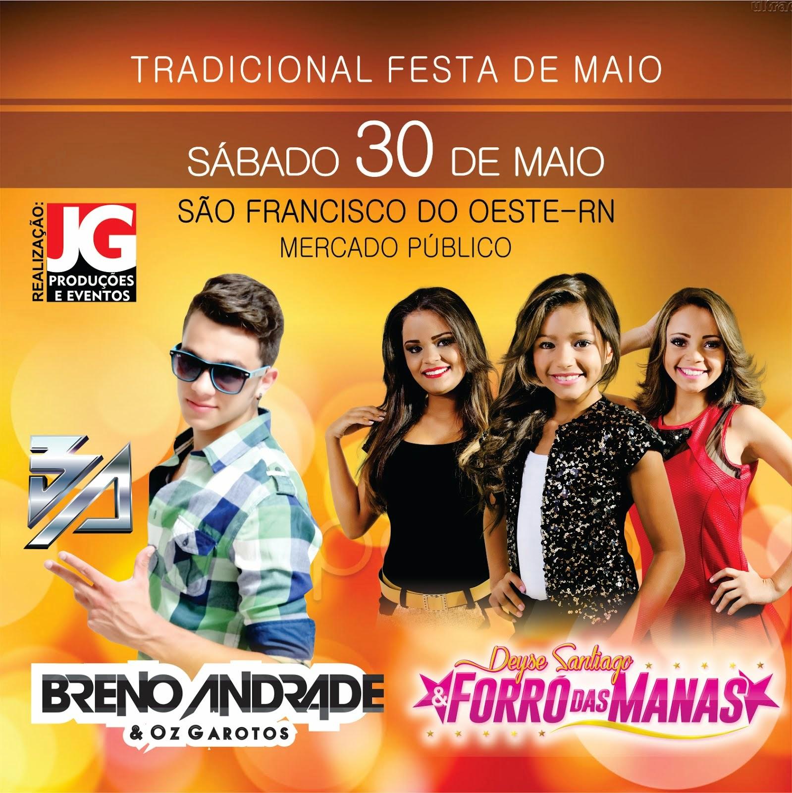 TRADICIONAL FESTA DO 31 DE MAIO!