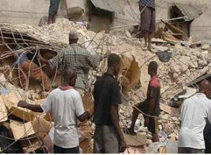 church building collapse bayelsa