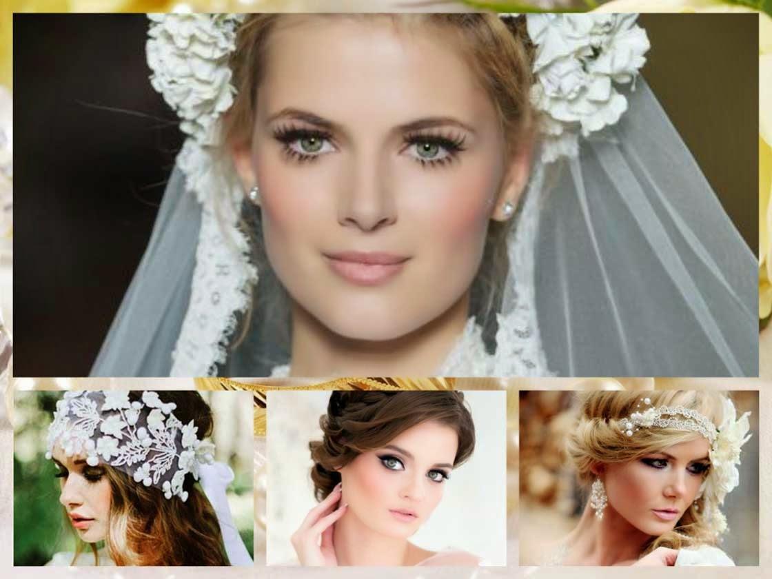 peinados 2015 para novias imagenes
