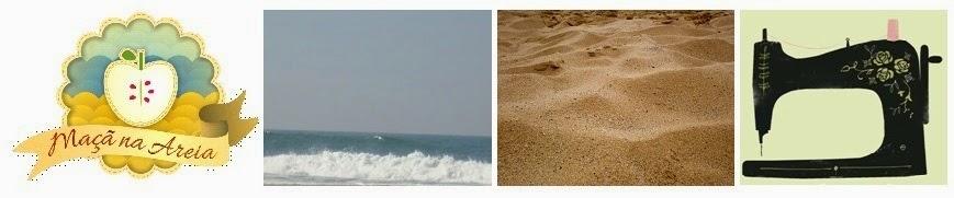 Maçã na Areia