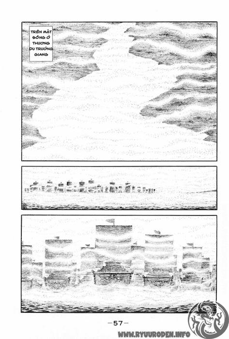 Chú bé rồng-Ryuuroden chap 37 Trang 5 - Mangak.info