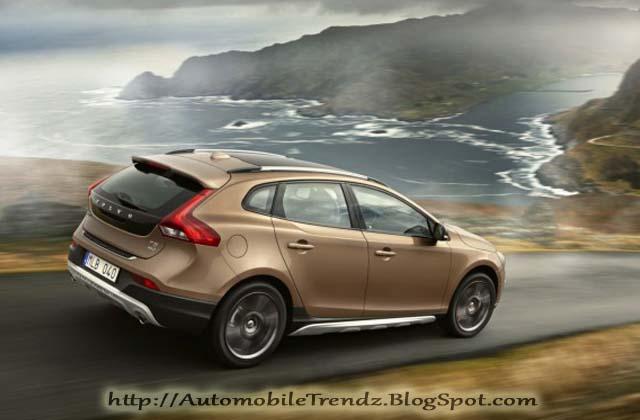 Automobile Trendz: Volvo V40 Crossover