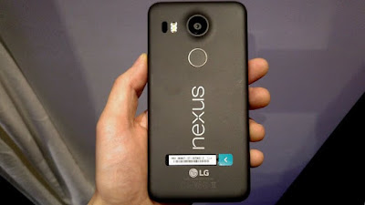 Nexus 5X battery