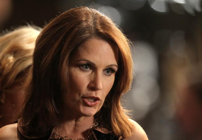 michele bachmann quotes. an extended quote here.